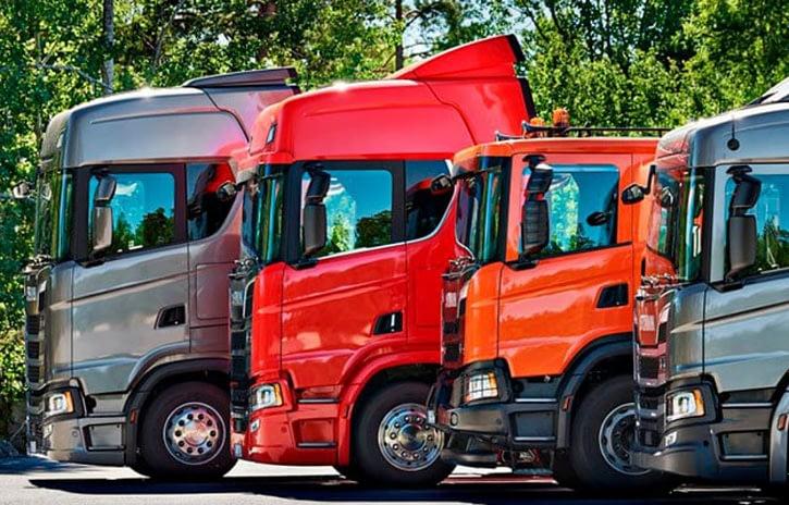 Imagem ilustrativa da notícia: Venda de veículos comerciais recua 50% na Europa