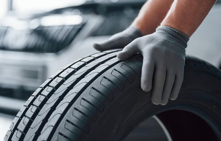 Imagem ilustrativa da notícia: Vendas de pneus recuam 4,5% em junho