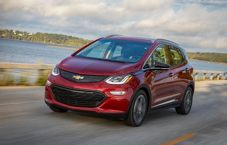 Imagem ilustrativa da notícia: Vendas do Chevrolet Bolt EV começarão em outubro