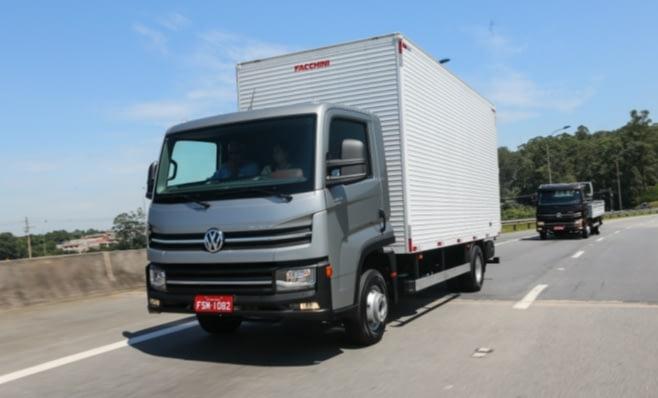 Imagem ilustrativa da notícia: VW Delivery chega ao mercado do Uruguai