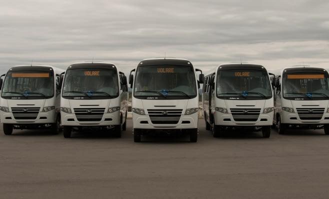 Imagem ilustrativa da notícia: Volare vende 40 ônibus para Cooptagran