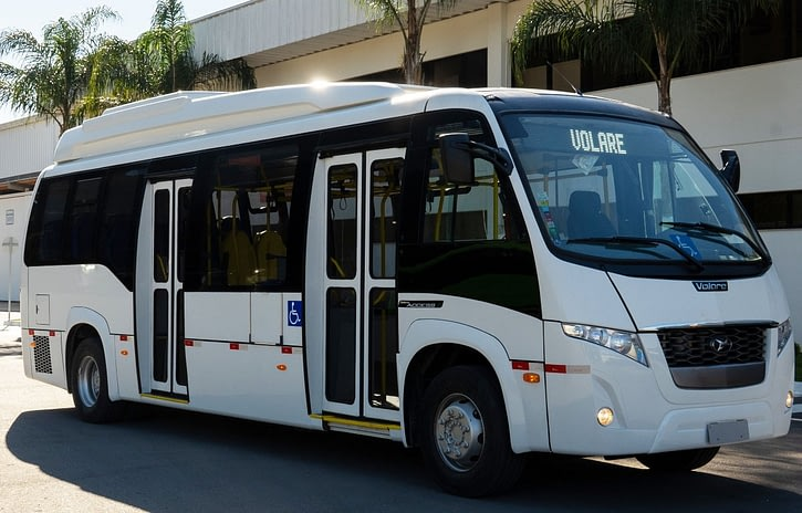Imagem ilustrativa da notícia: Volare vende quatro ônibus elétricos