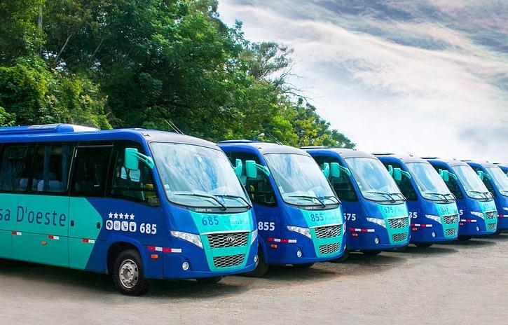 Imagem ilustrativa da notícia: Volare vende ônibus para Princesa D´Oeste