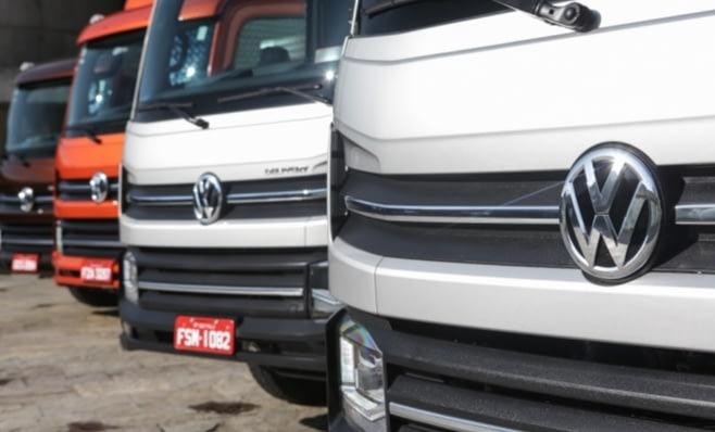 Imagem ilustrativa da notícia: Volkswagen exporta Delivery para o Chile