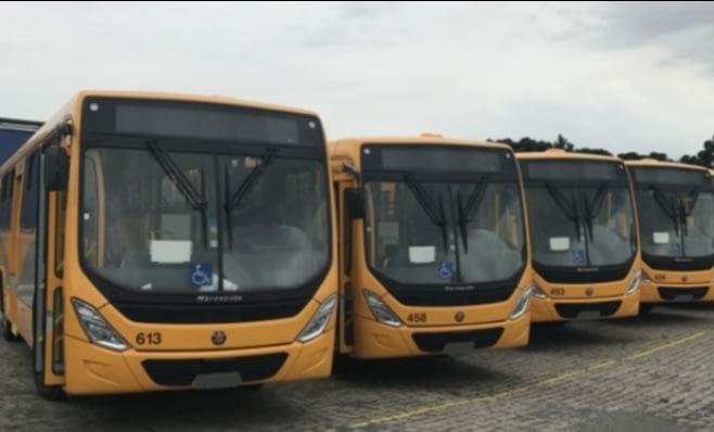Imagem ilustrativa da notícia: Volkswagen entrega 25 ônibus ao Grupo Piedade