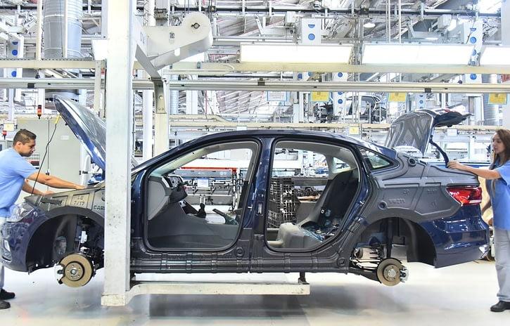 Imagem ilustrativa da notícia: VW abre programa de visitas a fábricas brasileiras