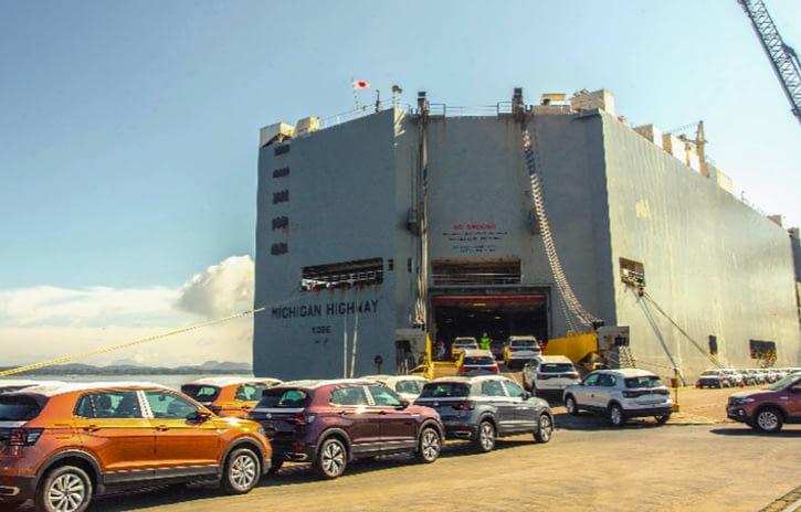 Imagem ilustrativa da notícia: Volkswagen alcança 4 milhões de unidades exportadas