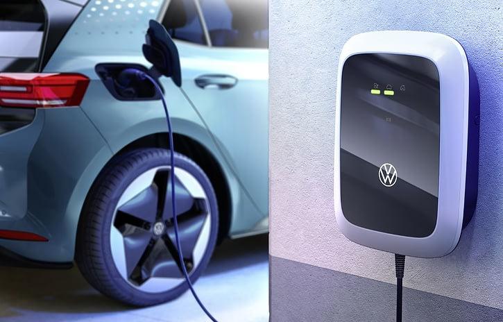 Imagem ilustrativa da notícia: Volkswagen lança carregador de baterias de parede