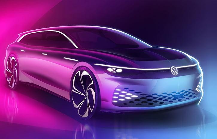 Imagem ilustrativa da notícia: Volkswagen anuncia mais um elétrico da família ID