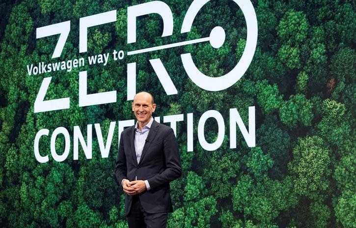 Imagem ilustrativa da notícia: Volkswagen aperta suas metas de descarbonização