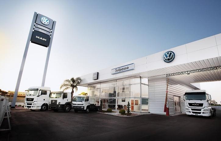 Imagem ilustrativa da notícia: Volkswagen Caminhões tem quatro novas concessionárias