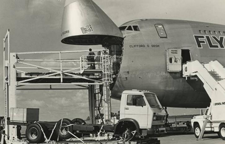 Imagem ilustrativa da notícia: VW Caminhões e Ônibus comemora 40 anos de sua primeira exportação