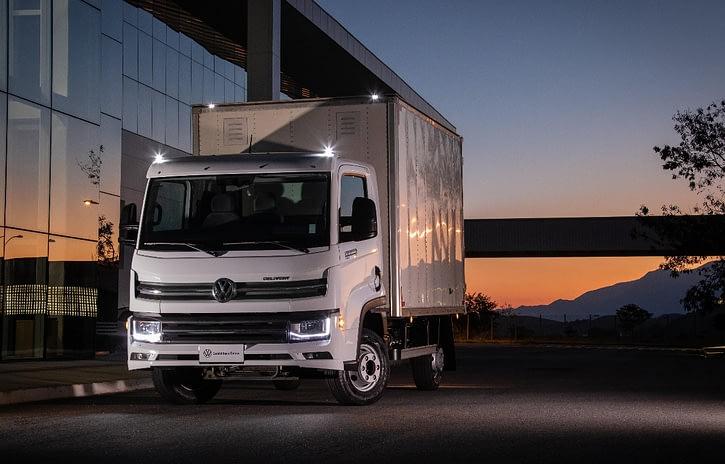 Imagem ilustrativa da notícia: VW Delivery Express ganha nova versão para entrega urbana