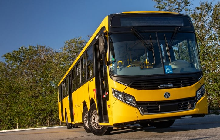 Imagem ilustrativa da notícia: Volkswagen Caminhões e Ônibus avança em ônibus urbanos