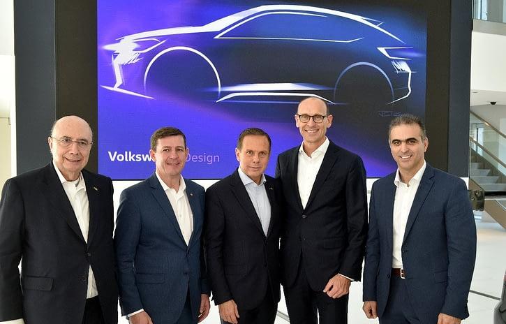 Imagem ilustrativa da notícia: Volkswagen confirma investimentos de R$ 2,4 bilhões em São Paulo
