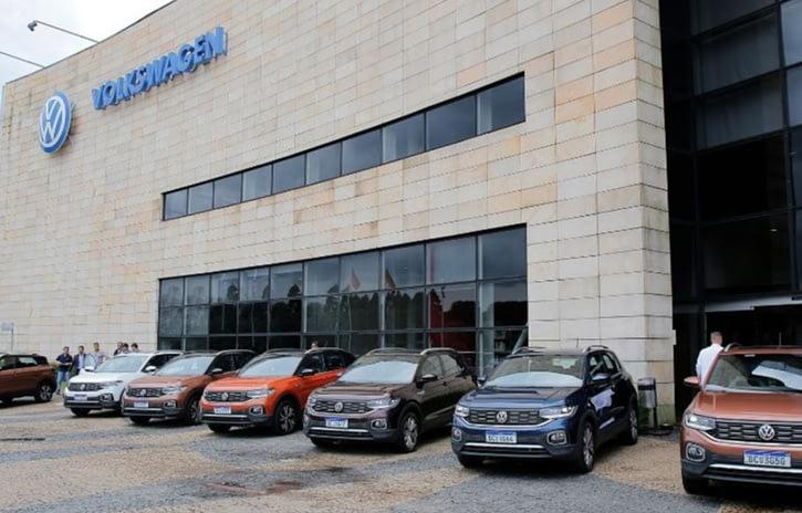 Imagem ilustrativa da notícia: Volkswagen confirma para dia 18 retorno da produção no Paraná