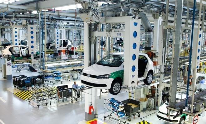 Imagem ilustrativa da notícia: VW concede férias coletivas em Taubaté e São Carlos