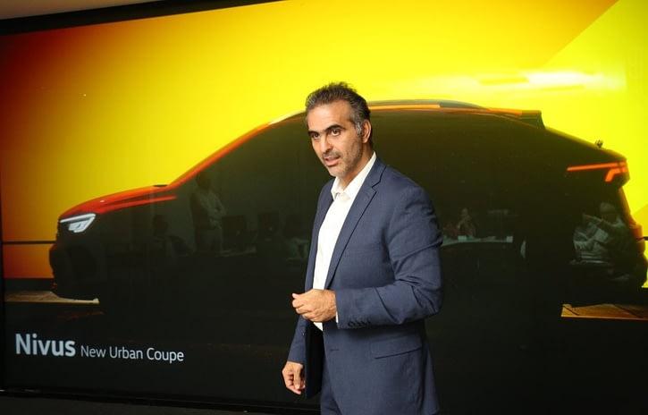 Imagem ilustrativa da notícia: Volkswagen Nivus chega ao mercado em 2020