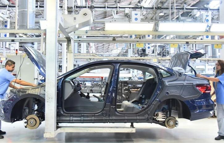 Imagem ilustrativa da notícia: Volkswagen vai parar a produção por causa do coronavírus