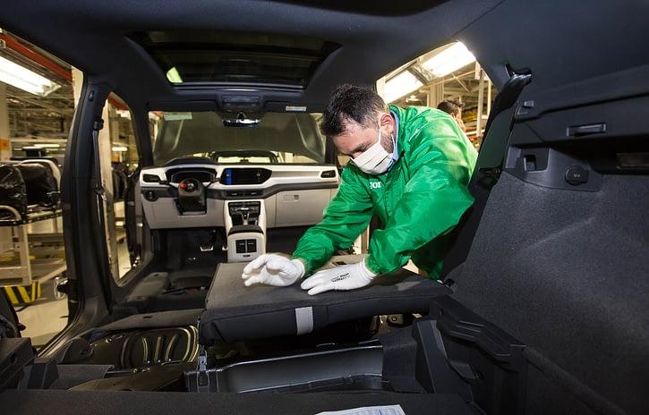 Imagem ilustrativa da notícia: Volkswagen volta a produzir em Pacheco e no Paraná