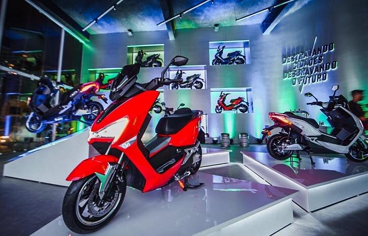 Imagem ilustrativa da notícia: Voltz Motors investe em scooter elétrica em Manaus