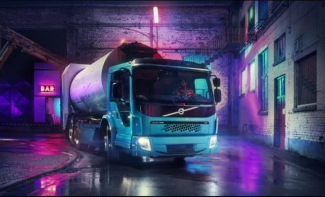 Imagem ilustrativa da notícia: Volvo Trucks apresenta segundo caminhão elétrico