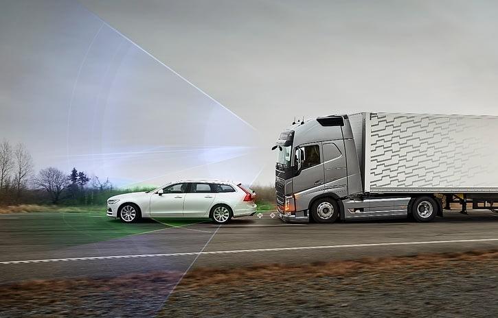 Imagem ilustrativa da notícia: Volvo adere ao programa de etiquetagem veicular