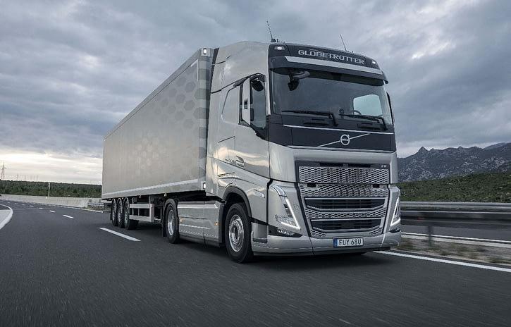Imagem ilustrativa da notícia: Volvo apresenta nova geração de caminhões pesados