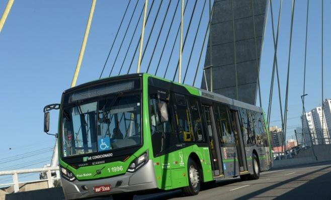 Imagem ilustrativa da notícia: Volvo vende 110 ônibus para viação Santa Brígida