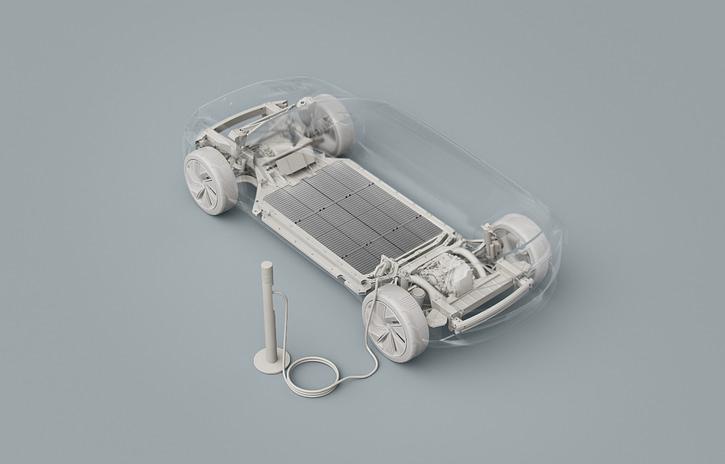 Imagem ilustrativa da notícia: Volvo Cars e Northvolt criam joint-venture para produzir baterias