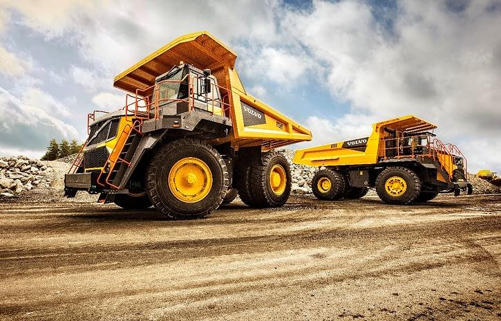 Imagem ilustrativa da notícia: Volvo CE inicia vendas de caminhão fora de estrada