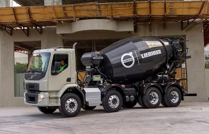 Imagem ilustrativa da notícia: Volvo expande oferta de vocacionais com VM Light Mixer