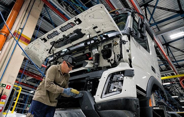 Imagem ilustrativa da notícia: Volvo investirá R$ 1 bilhão até 2023