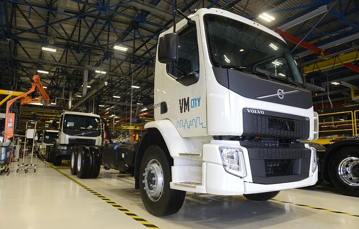 Imagem ilustrativa da notícia: Volvo amplia linha VM de olho na distribuição urbana