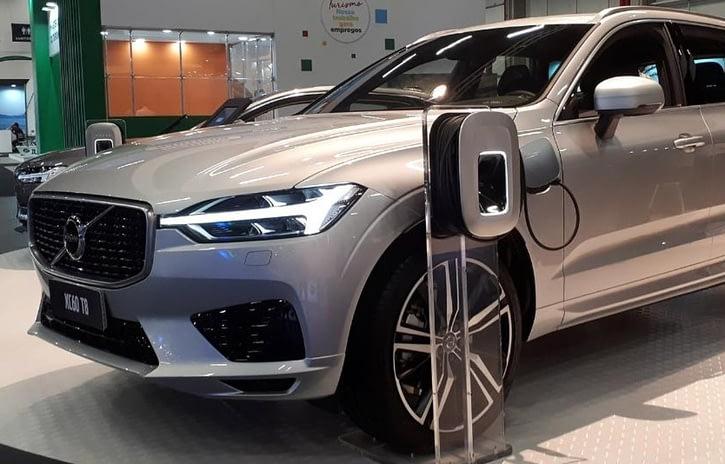 Imagem ilustrativa da notícia: Volvo prepara a instalação de 500 pontos de recarga