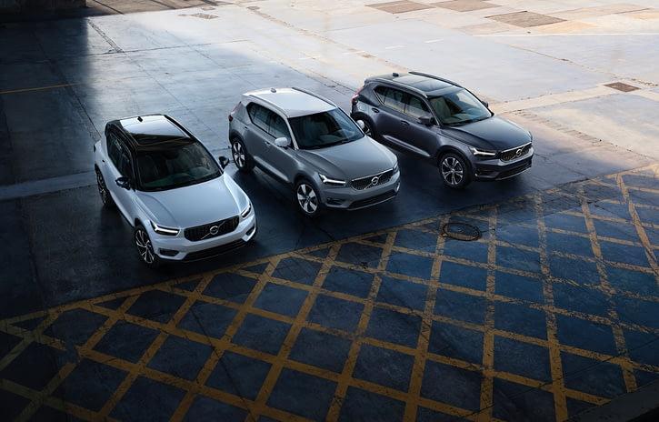 Imagem ilustrativa da notícia: Volvo XC40 ganha versões com motorização hibrida
