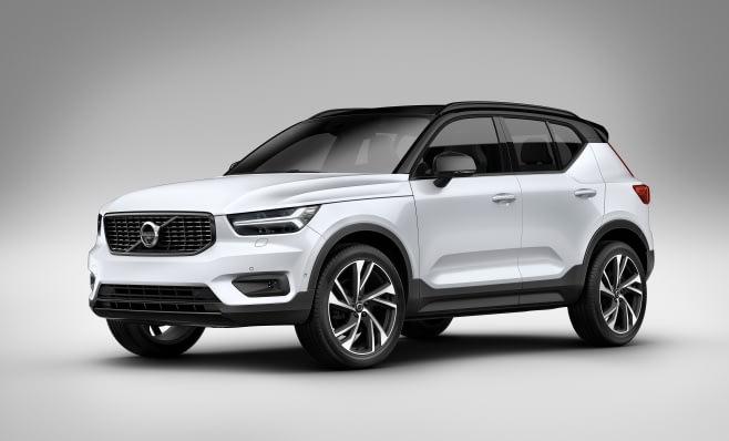 Imagem ilustrativa da notícia: Com XC40 Volvo quer crescer 70% no Brasil
