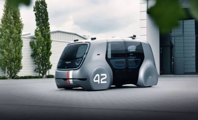 Imagem ilustrativa da notícia: VW e Hyundai fecham parceria com Aurora Innovation por veículo autônomo