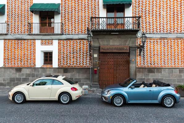 Imagem ilustrativa da notícia: VW Beetle terá versão especial na América do Norte