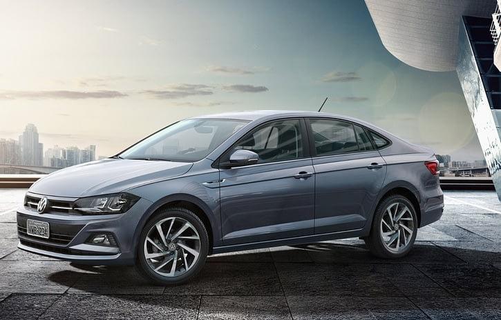 Imagem ilustrativa da notícia: México começa a receber o Volkswagen Virtus