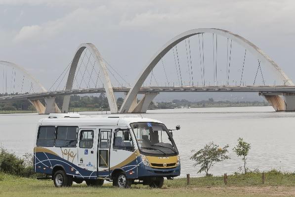 Imagem ilustrativa da notícia: VWCO fornecerá quinhentos ônibus ao MDS