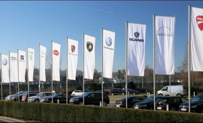 Imagem ilustrativa da notícia: Grupo VW tem lucro líquido 2,2 vezes maior do que o de 2016