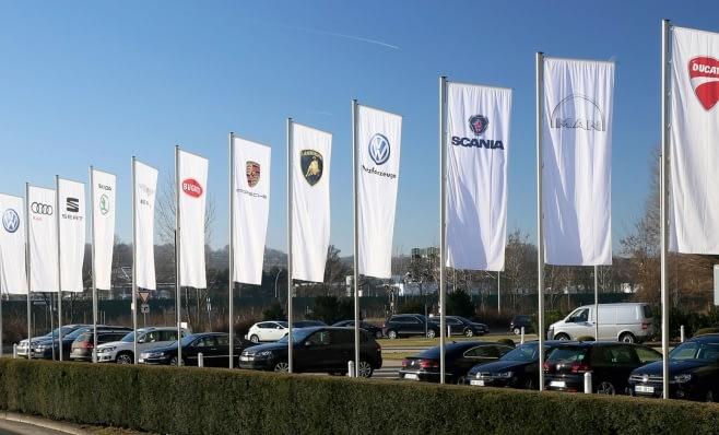 Imagem ilustrativa da notícia: Vendas do Grupo Volkswagen crescem 8,2% em outubro