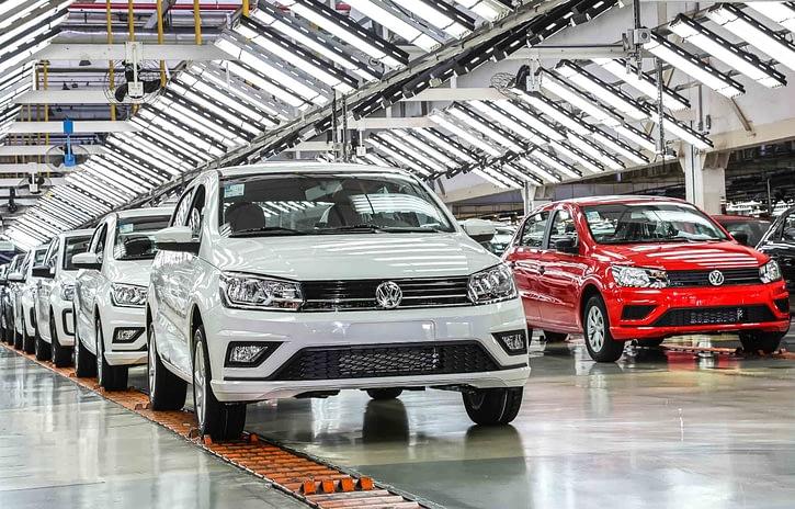 Imagem ilustrativa da notícia: Volkswagen celebra os 40 anos do Gol