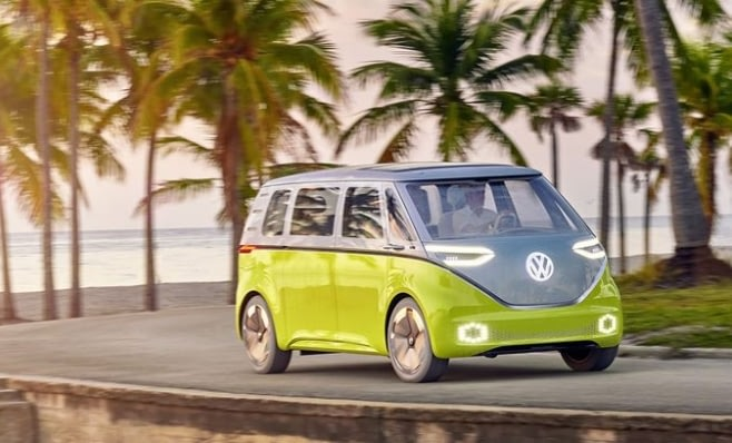 Imagem ilustrativa da notícia: Volkswagen e Nvidia anunciam parceria no CES 2018