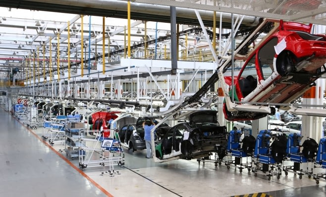 Imagem ilustrativa da notícia: Grupo Volkswagen cresce no ano
