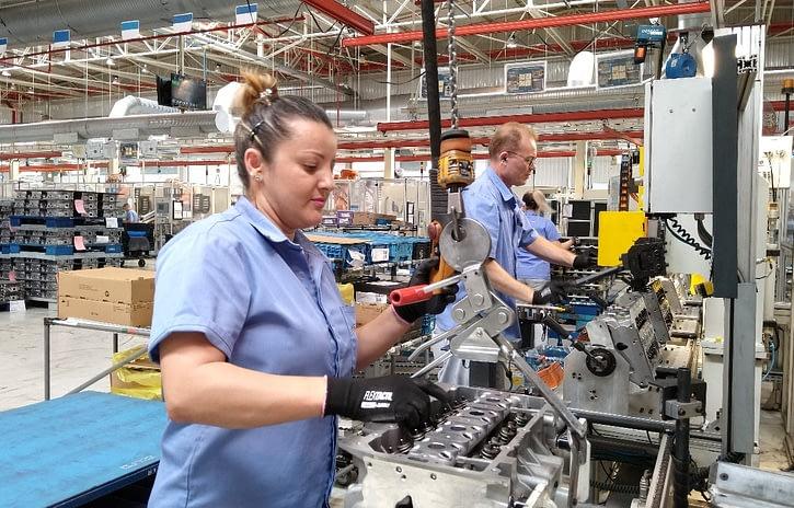 Imagem ilustrativa da notícia: VW São Carlos exporta cabeçotes para a Alemanha