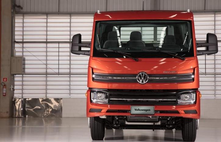 Imagem ilustrativa da notícia: VWCO bate marca dos 150 mil Delivery produzidos em 15 anos