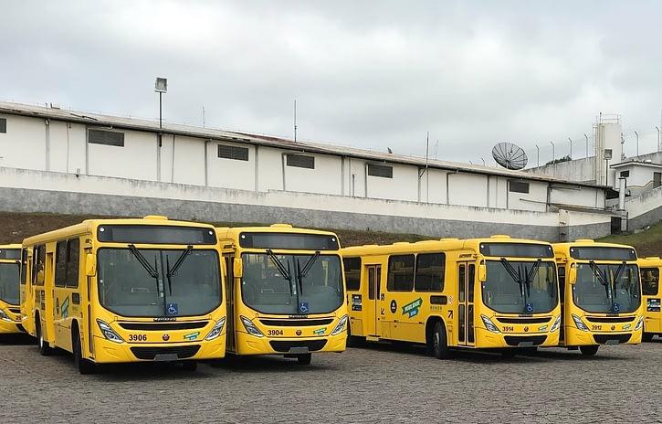 Imagem ilustrativa da notícia: VWCO entrega trinta ônibus a Jundiaí