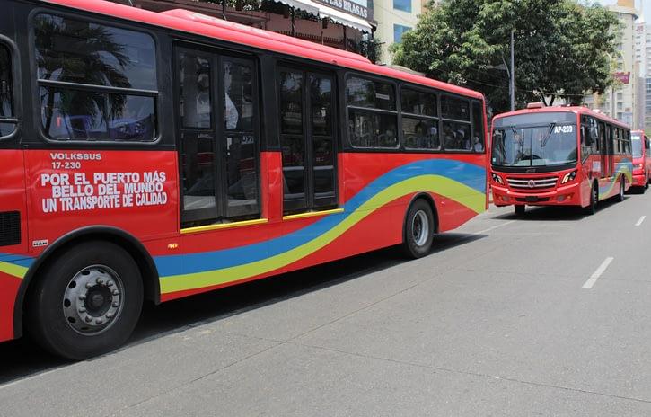 Imagem ilustrativa da notícia: VWCO entrega ônibus para Acabús no México